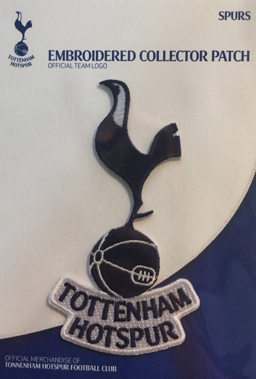 Tottenham Hotspur Logo Patch with Wordmark
