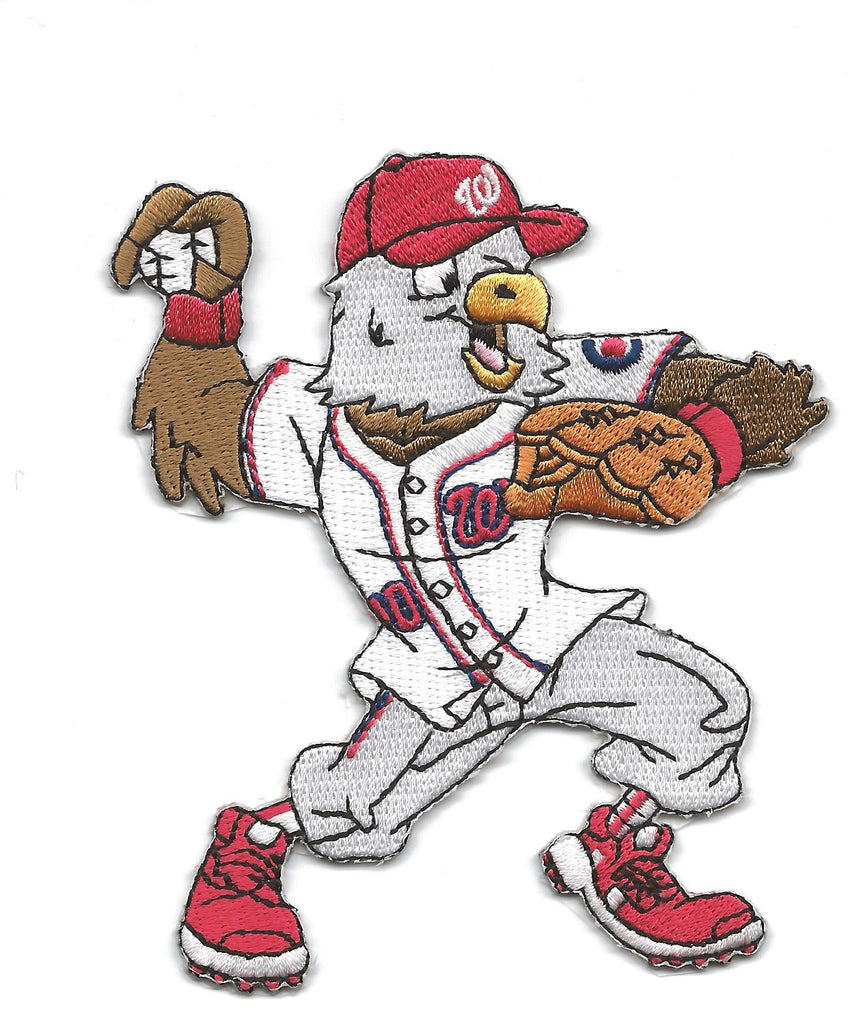 "Washington Nationals Mascot ""Screech"""