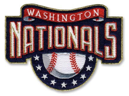 Washington Nationals Primary Logo 2005-2010
