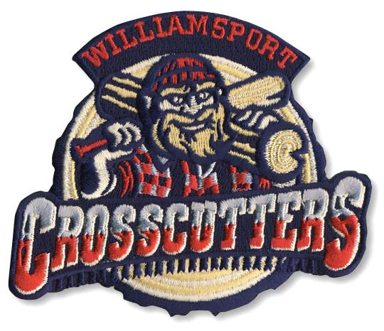 Williamsport Crosscutters Primary Logo