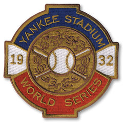 New York Yankees 1932 World Series Championship Patch
