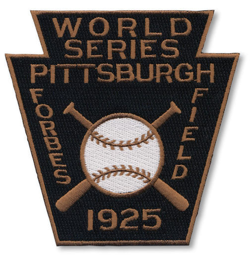 Pittsburgh Pirates 1925 World Series Championship Patch