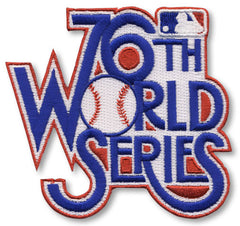1979 World Series Patch