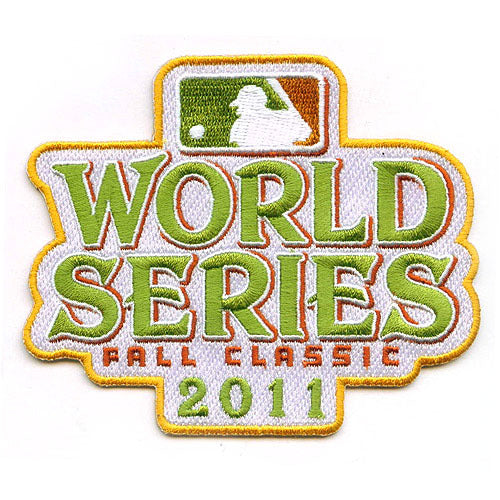 2011 World Series Fall Classic Patch