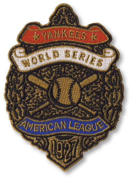 New York Yankees 1927 World Series Championship Patch