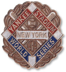 New York Yankees 1939 World Series Championship Patch