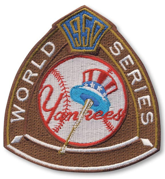 New York Yankees 1950 World Series Championship Patch