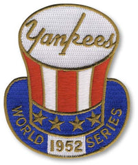 New York Yankees 1952 World Series Championship Patch
