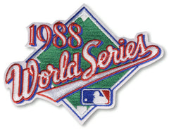 1988 World Series Patch