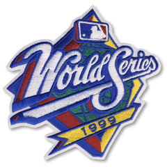1999 World Series Patch