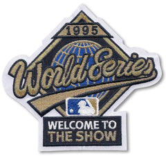 1995 World Series Patch