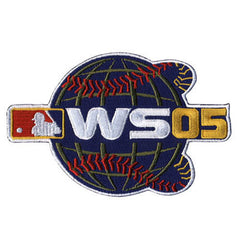 2005 World Series Patch