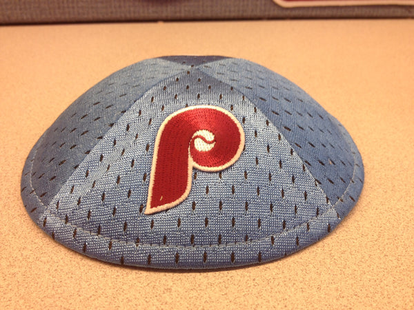 "Philadelphia Phillies Retro ""P"" Kippah"