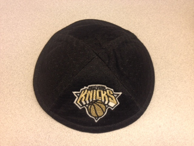 New York Knicks Gold Logo Kippah
