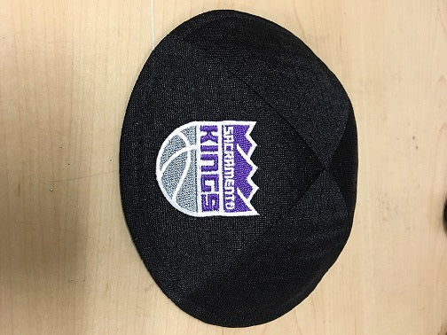 Sacramento Kings Primary Logo 2016 Kippah