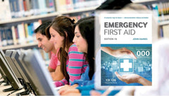 100x Emergency First Aid (Ed. 19) with Online Learning - Shop | LivCor Australia