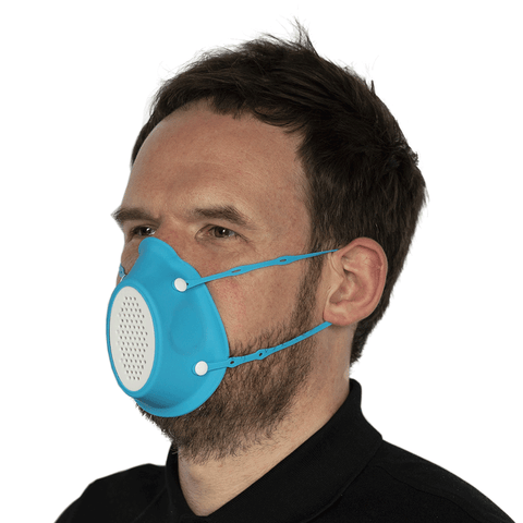 Air Armour KN95 Mask | Blue + 11x Filters