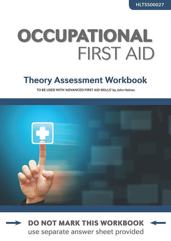 Advanced First Aid Skills | Textbook + Student Workbook 15:15 - Shop | LivCor Australia