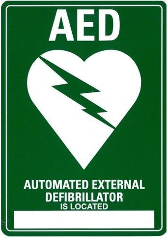 AED Location Sign - Shop | LivCor Australia