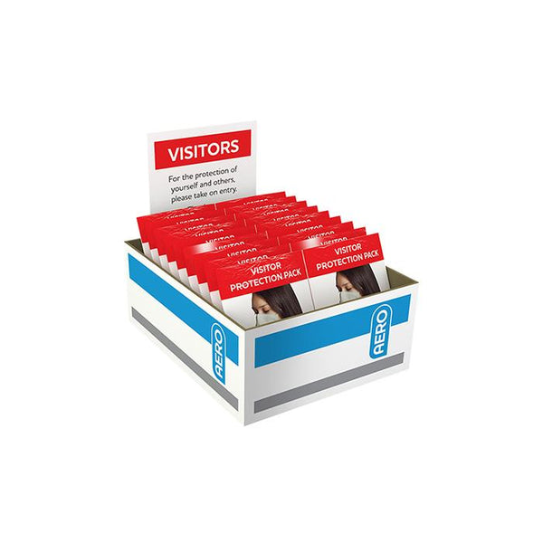AeroKit | Visitor Protection Pack | 30 Packs - Shop | LivCor Australia
