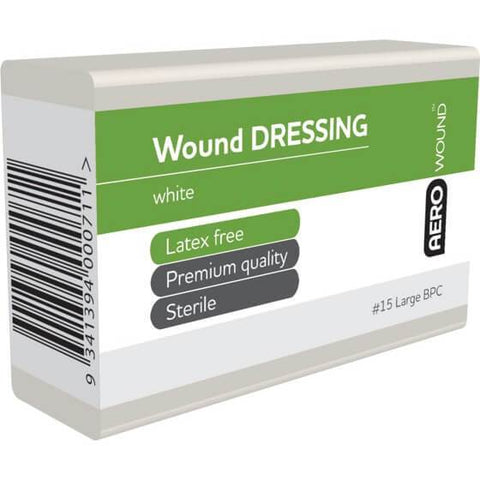 AeroWound Dressings #15 | Large - Shop | LivCor Australia