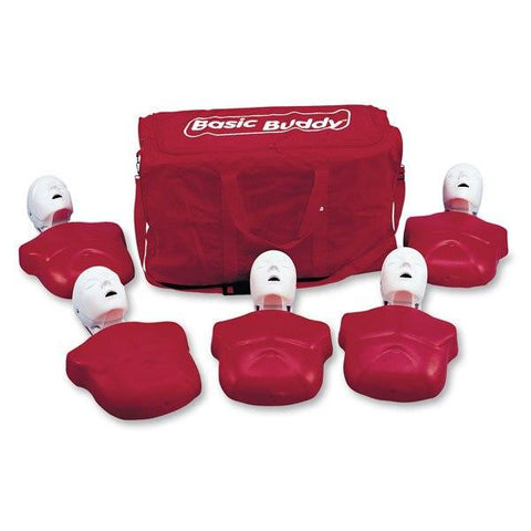 Basic Buddy CPR Manikin | 5-Pack - Shop | LivCor Australia