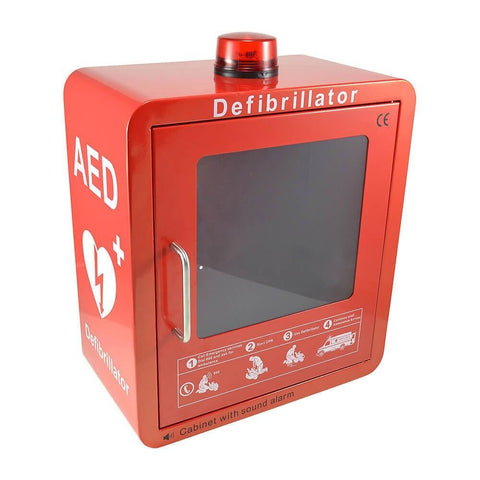 BeneHeart D1 Defibrillator Package & Wall Cabinet - Shop | LivCor Australia