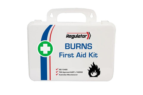 Burns Kit | Hard Plastic Pack - Shop | LivCor Australia