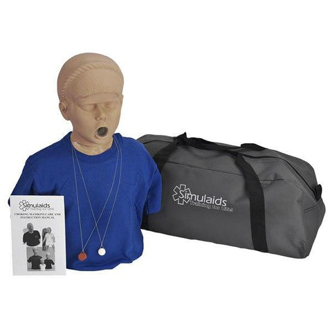 Choking Manikin | Adolescent - Shop | LivCor Australia