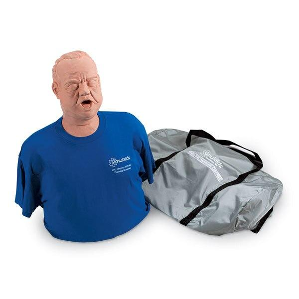Choking Manikin | Obese Mature - Shop | LivCor Australia