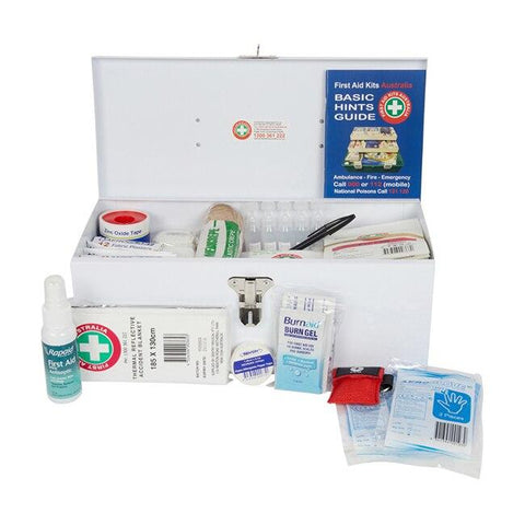Construction Industry Compliant First Aid Kit - Shop | LivCor Australia