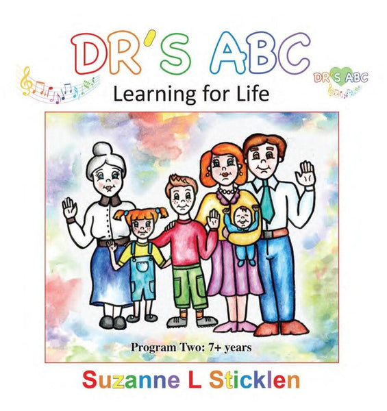 DR's ABC: Learning for Life (Program Two) - Shop | LivCor Australia