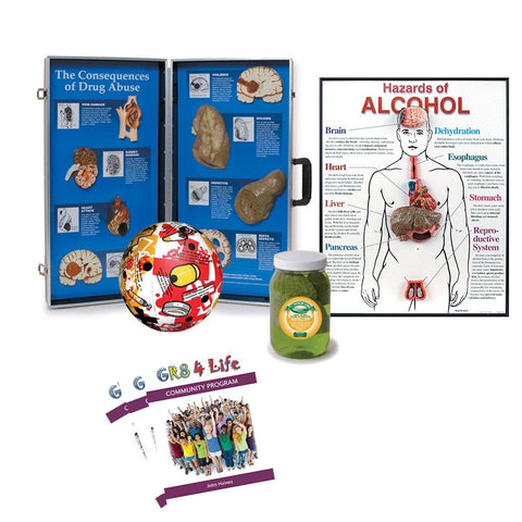 Educators Pack: Drug & Alcohol - Shop | LivCor Australia