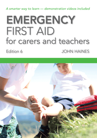 Emergency First Aid for Carers & Teachers (Ed.6) | HLTAID012 - Shop | LivCor Australia