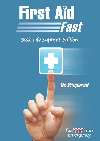 First Aid Fast - Basic Life Support (Edition 2) - Shop | LivCor Australia