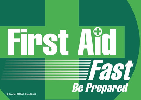 First Aid Fast Flip Pocket Book | A6 - Shop | LivCor Australia