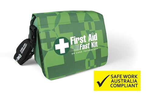 First Aid Fast Kit | SMART First Aid Kit - Shop | LivCor Australia