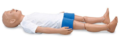 Gaumard 5-Year-Old CPR and Trauma Care Simulator - Shop | LivCor Australia