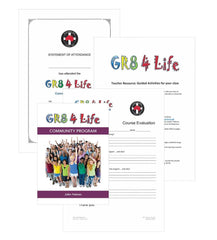GR84LIFE Teachers Pack - Shop | LivCor Australia