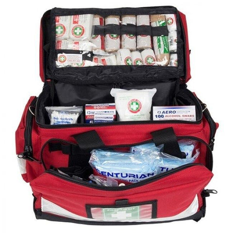 High Risk Remote Area Softpack First Aid Kit - Shop | LivCor Australia