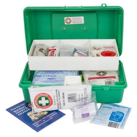 Home and Away Portable First Aid Kit - Shop | LivCor Australia
