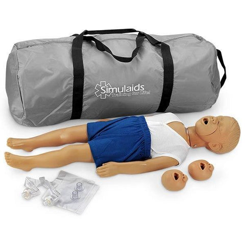 Kyle 3-Year-Old CPR Manikin - Shop | LivCor Australia
