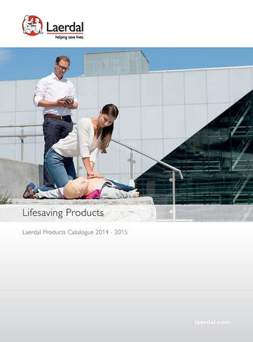 Laerdal Catalogue - Shop | LivCor Australia