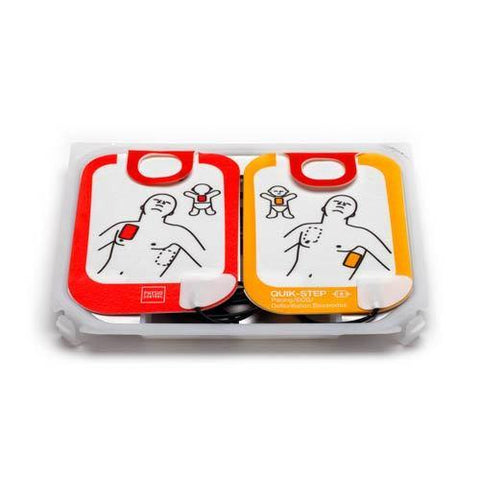 Lifepak CR2 Defib Pads (Adult/Child) - Shop | LivCor Australia