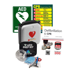 Lifepak CR2 Essential Defibrillator Package & Wall Cabinet - Shop | LivCor Australia
