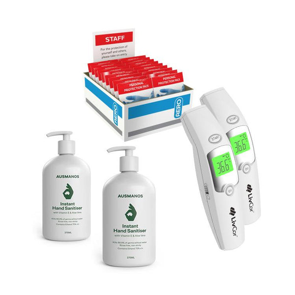 Out-of-Iso Hygiene Bundle | Small - Shop | LivCor Australia