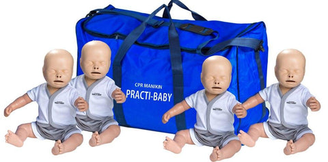Practi-Baby 4-Pack with Carry Bag - Shop | LivCor Australia