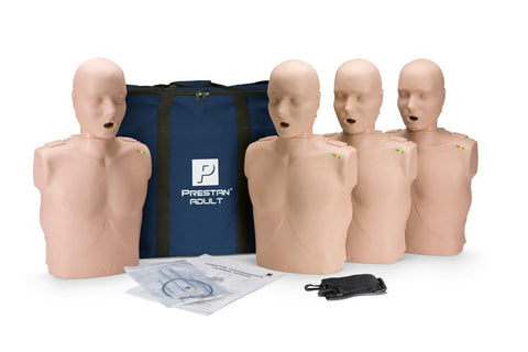 Prestan Professional Adult 4-Pack | With CPR Rate Monitor - Shop | LivCor Australia