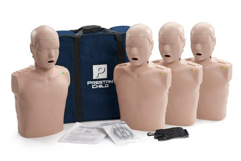 Prestan Professional Child 4-Pack | With CPR Rate Monitor - Shop | LivCor Australia