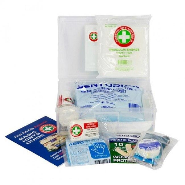 Promotional Car First Aid Kit - Shop | LivCor Australia
